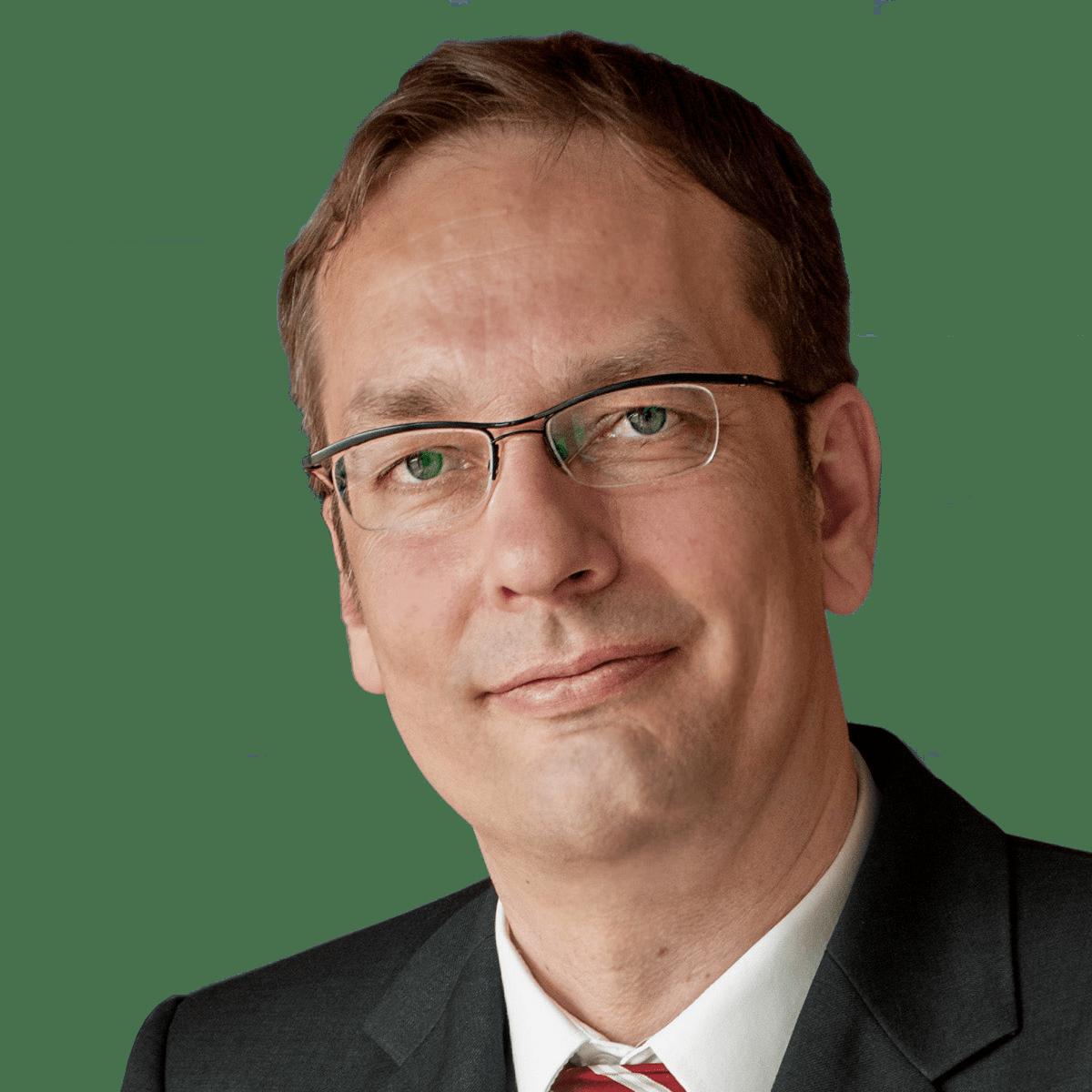 Visionme Co-Gründer Holger Klewe